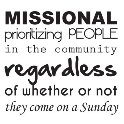 1 Missional